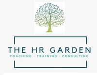 The HR Garden Final logo